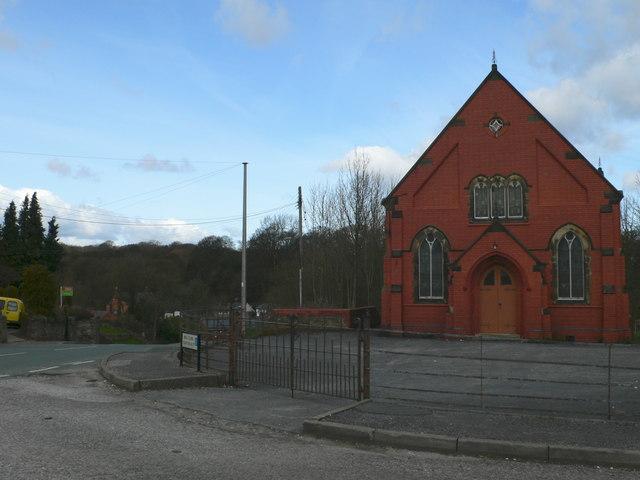 Chapel in Penycae