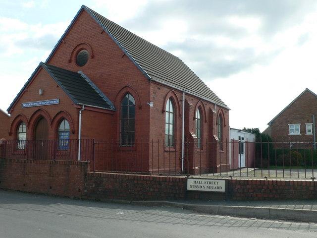Zion English Baptist Church, Penycae
