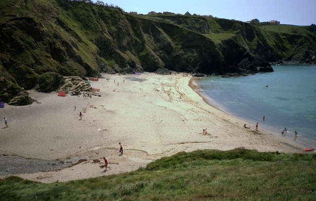 Polurrian Cove, Cornwall