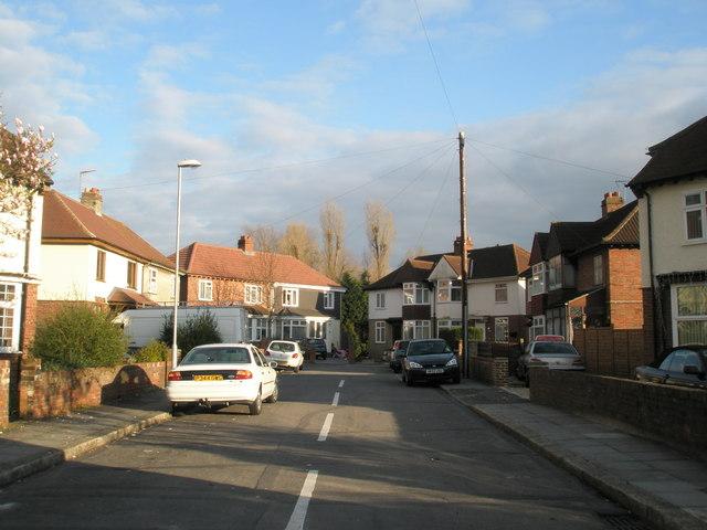 Elgin Road, Cosham