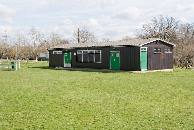 Wellow Football Club, Romsey Road, West Wellow