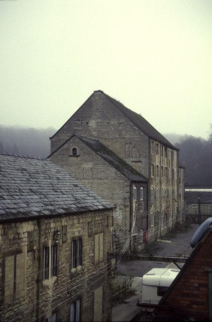 Longfords Mills, Minchinhampton