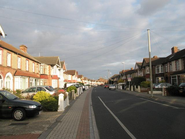 Highbury Grove, Cosham