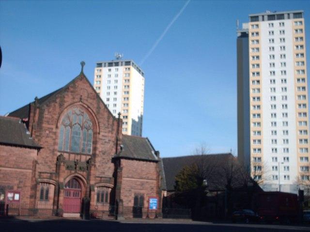 Battlefield East Church