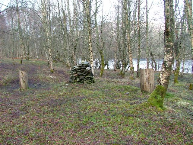 Cairn in the Wood
