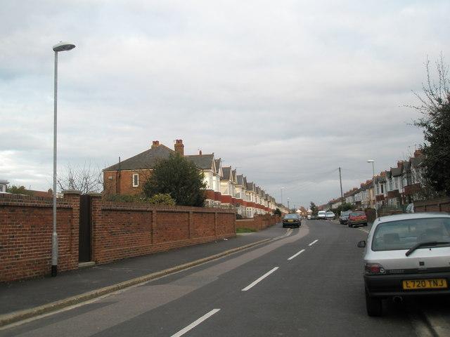 Beaconsfield Avenue, Cosham