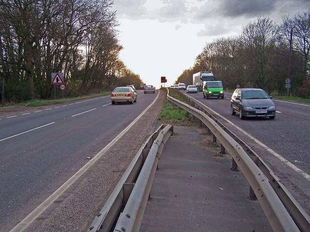 A249 Detling Hill