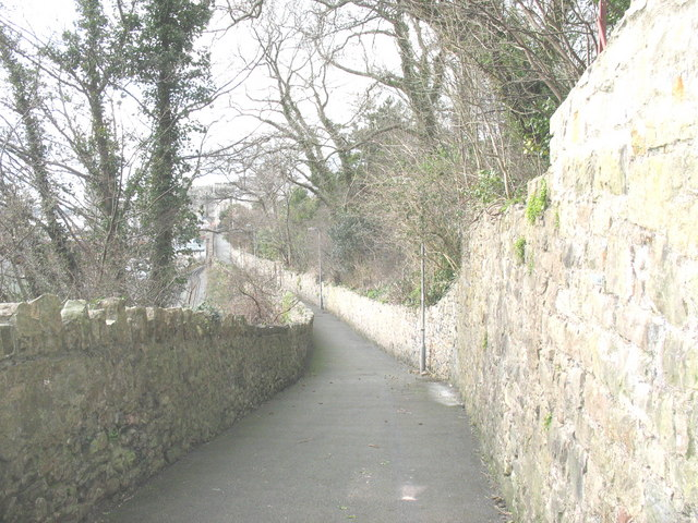 Love Lane - an urban footpath