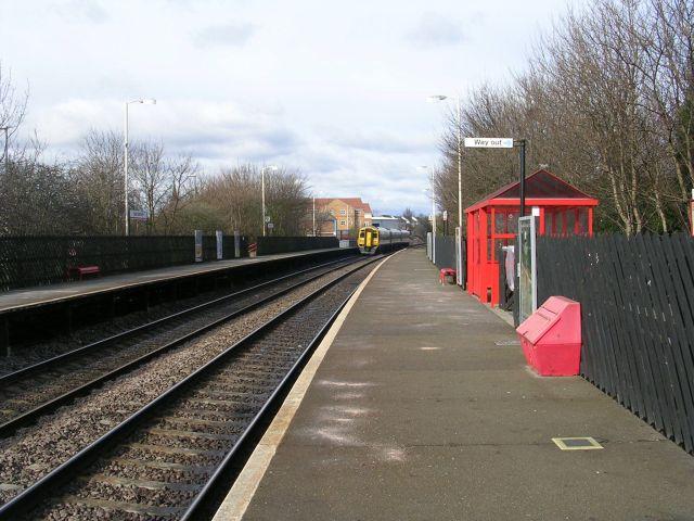 East Garforth Railway Station
