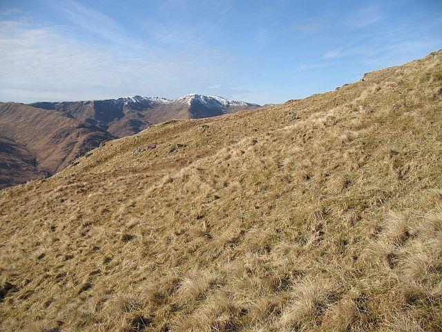 Slopes of Beinn na Cille