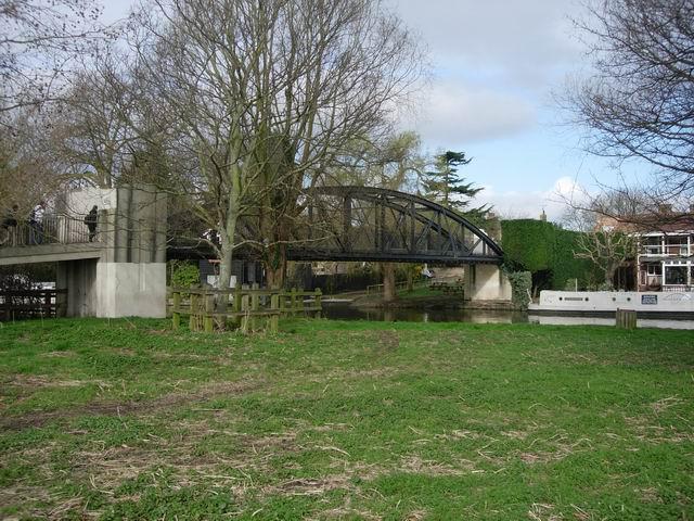Green Dragon Footbridge