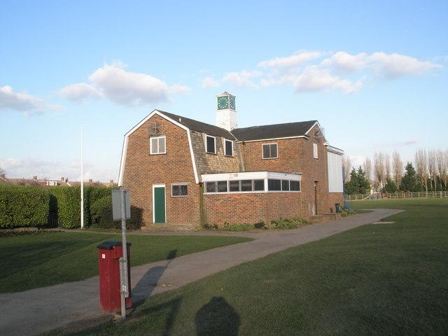 Pavilion at Drayton Park