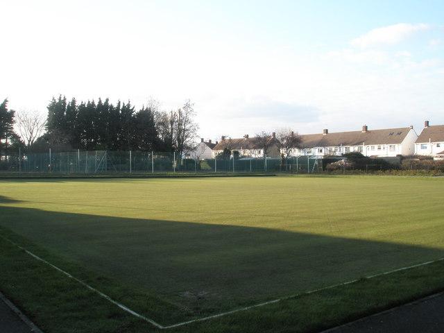 Bowling Green at Drayton Park
