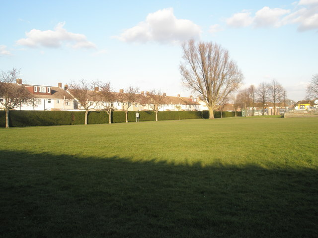 North east corner of Drayton Park