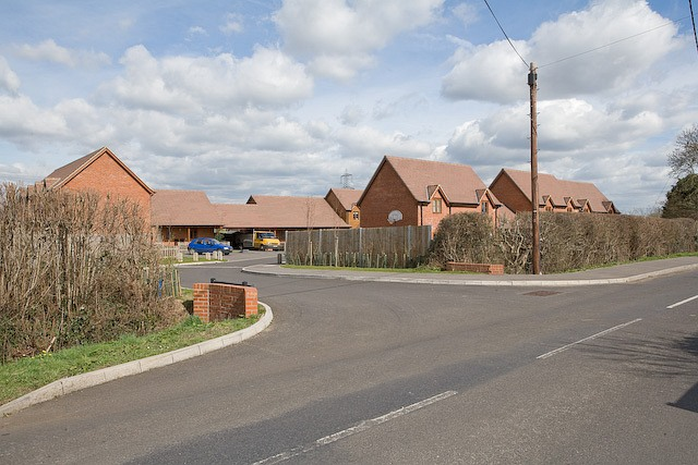 Meadow Close, Romsey Road, West Wellow