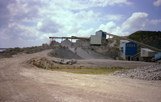 Dean Quarries, Cornwall