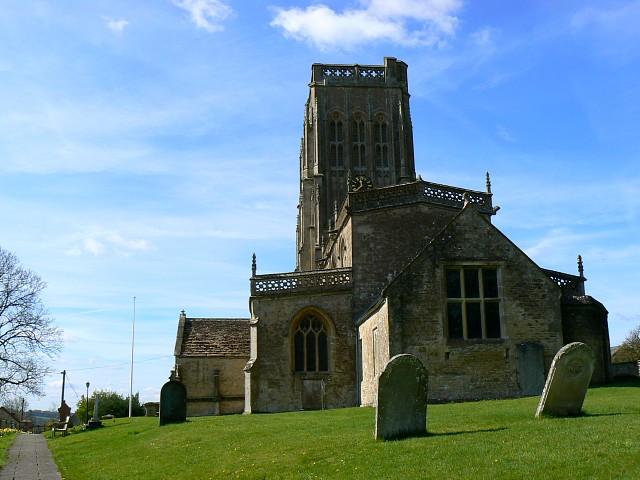 St Mary's church, Batcombe