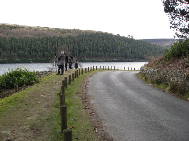 Howden Reservoir - Windy Corner View