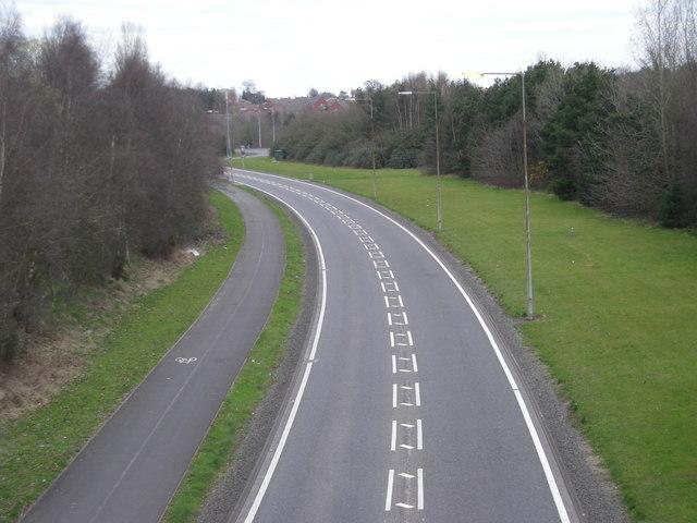 Old Park Way, B4373