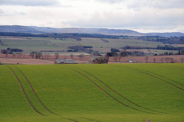 Farmland and Drumpark Farm