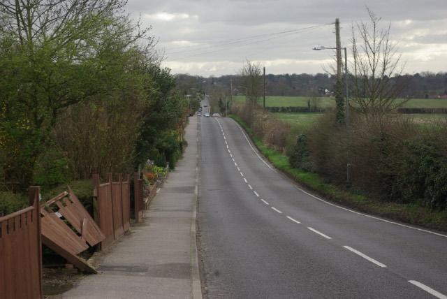 Epsom Lane, Tattenham Corner