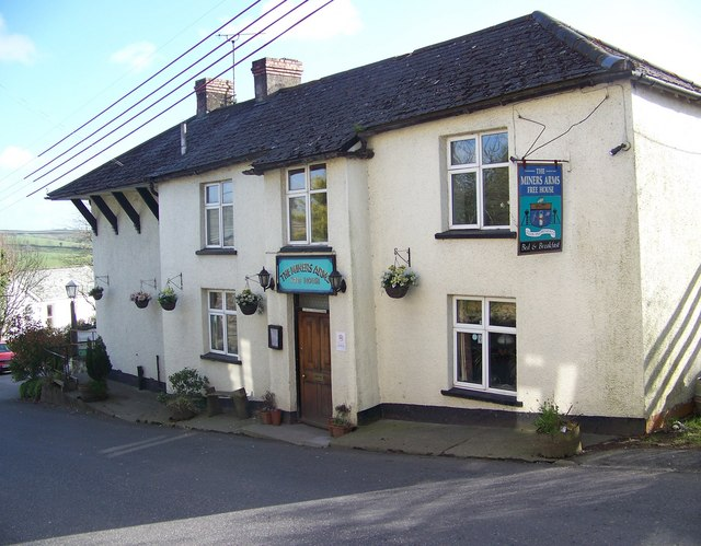 The Miners Arms, North Molton