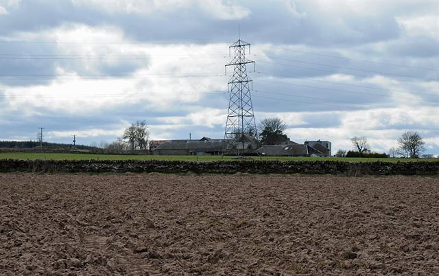 Easter Cultmalundie Farm