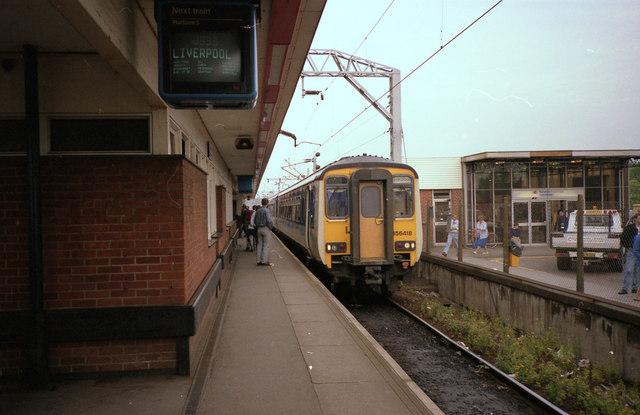 Colchester station