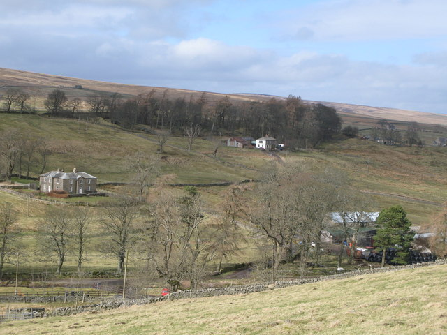 East Allen Dale near Coatenhill