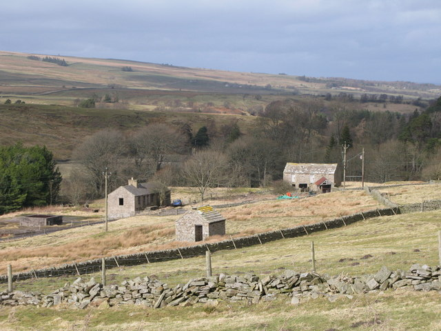 Old mining area near Tedham