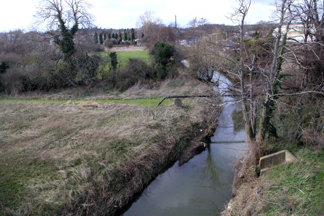 The River Gipping