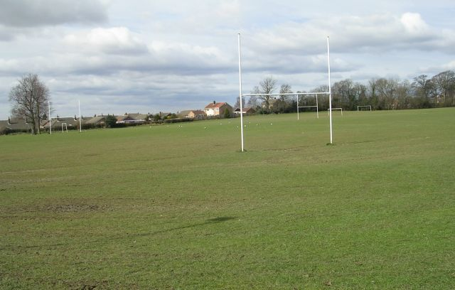 Playing Fields - Ninelands Lane