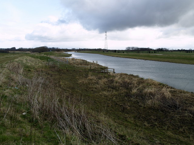 The River Hull from Wilfholme