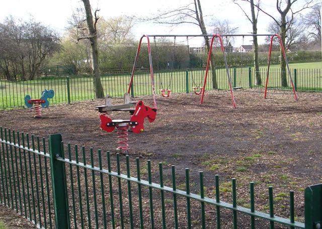 Playground - Ninelands Lane