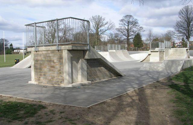 Skateboard Park - Ninelands Lane