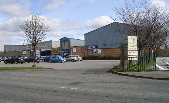 Garforth Squash & Leisure Centre - Ninelands Lane