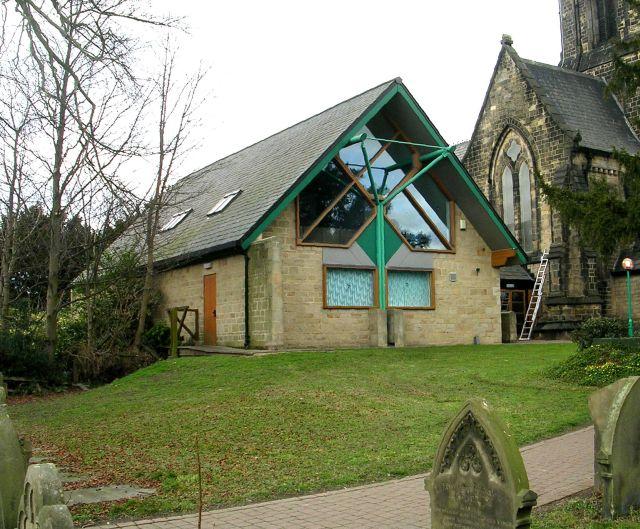 St Mary the Virgin Church Hall - Ninelands Lane