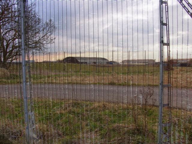 Buildings at RAF Molesworth