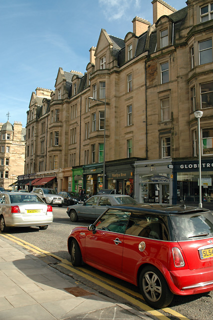 Bruntsfield Place Edinburgh