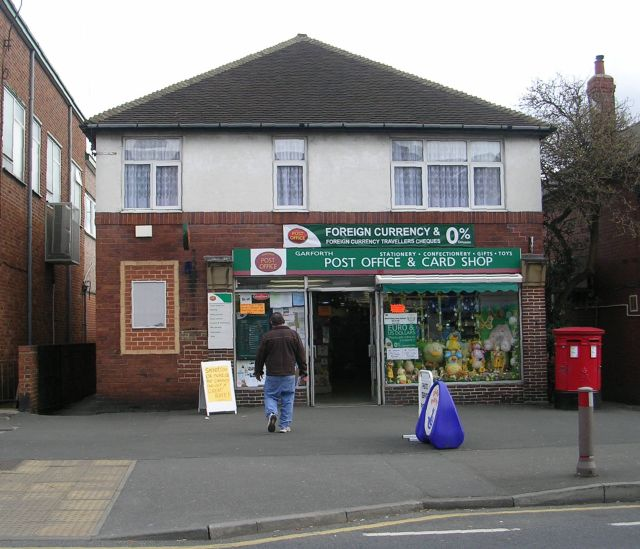 Garforth Post Office - Main Street