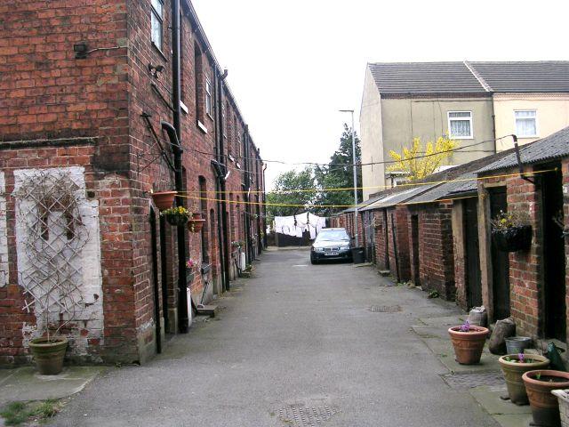 Kensington Terrace - Main Street