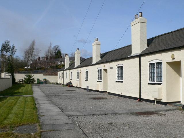 Ruabon almshouses