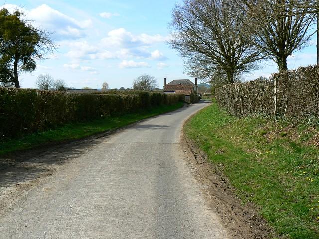 Stone Lane, Parbrook