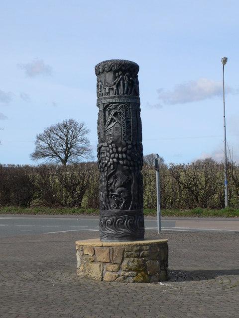 Madoc's Column