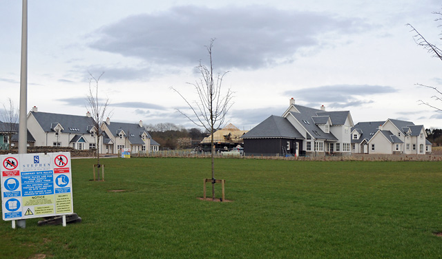 New Houses at Clathymore