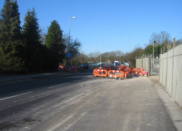 Building a new pedestrian crossing