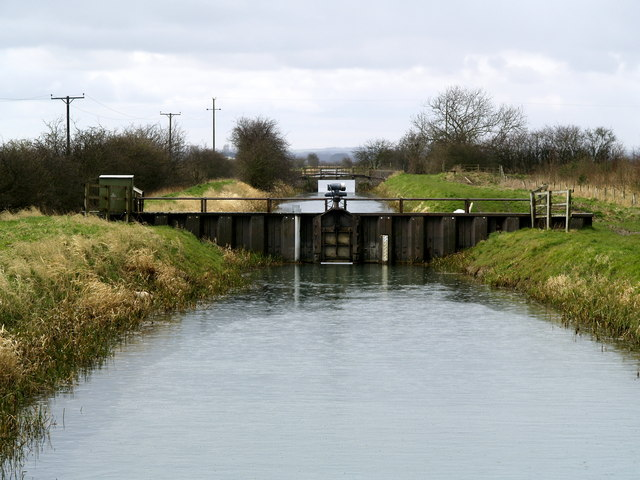 Scurf Dike near the River Hull