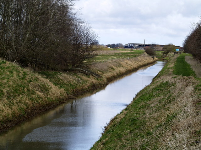 Beverley and Barmston Drain