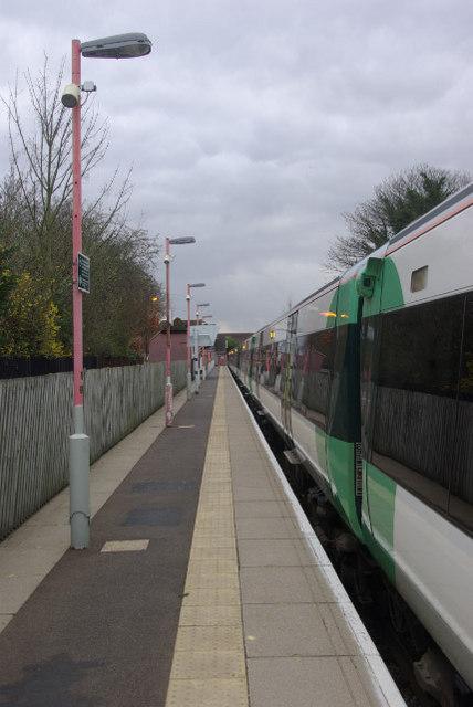Epsom Downs Station