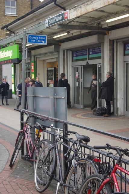 Sutton Station